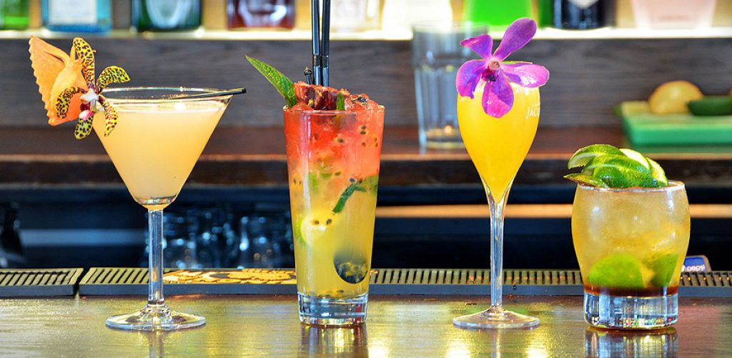 fruity alcoholic drinks